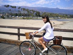 Cycle Chic Sundays Santa Barbara