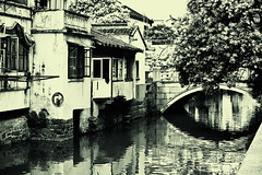 (Andrey Zeigarnik) Tags: china sepia canals