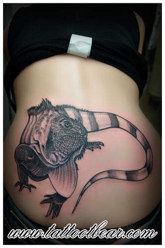 Regelmatig laten mensen een tattoo zetten van hun geliefde huisdier.