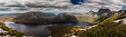 Dove Lake, Cradle Mountain - Tasmania