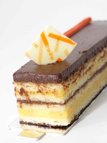 The Line Cake
