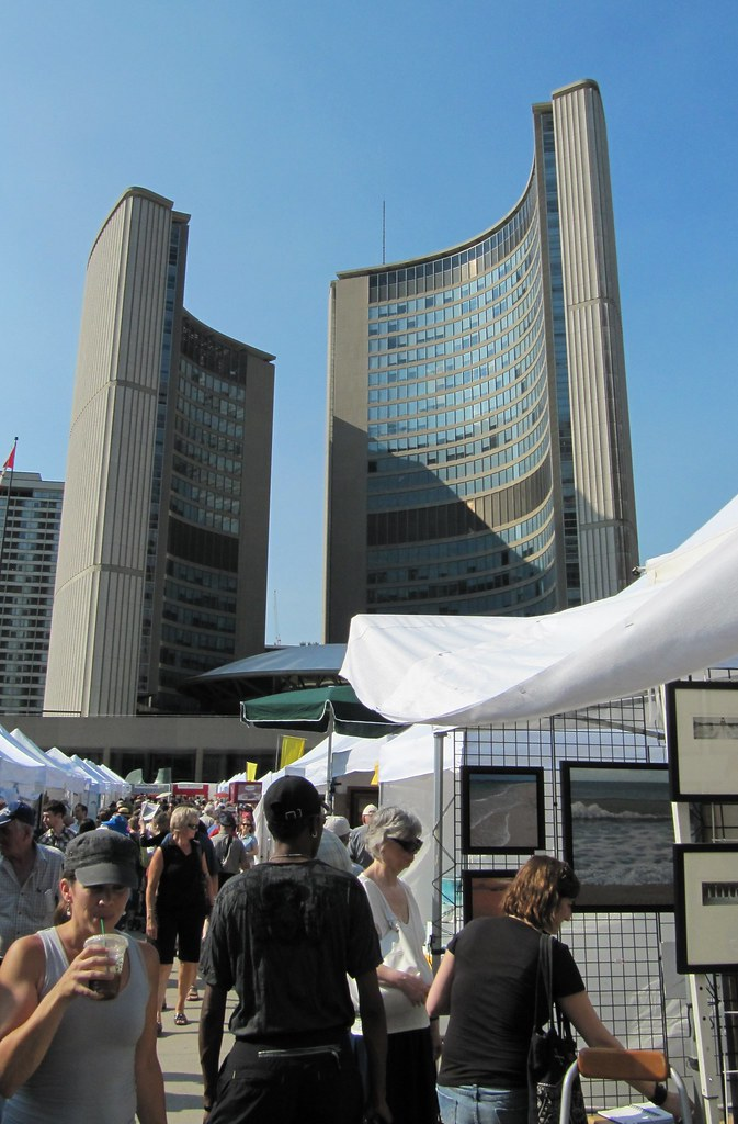 2010 Toronto Outdoor Art Exhibition