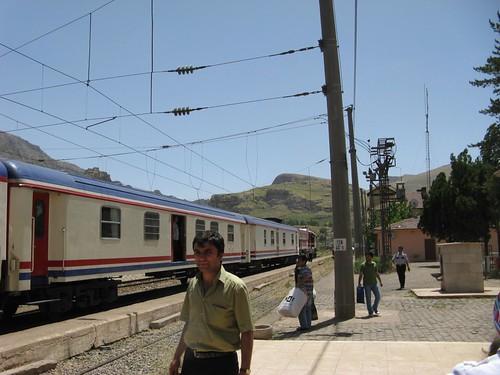 Estação de comboio de Divrigi, Turquia