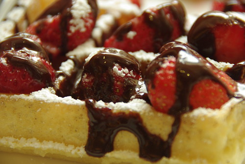 4790633335 0aeebc2b1d Foodie Friday: Waffles and Chocolate