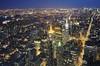 A Windy night on ESB (Tony Shi Photos) Tags: life new york city nyc urban ny building rooftop apple skyline night photo big state top manhattan esb empire hdr nuevayork 纽约 紐約 نيويورك nikond700 ньюйорк 뉴욕주 tonyshi ניויאָרק