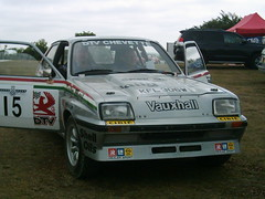Vauxhall Chevette HSE (74Mex) Tags: festival speed stage rally goodwood vauxhall 2010 hse chevette
