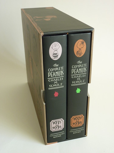 The Complete Peanuts Boxed Set 1975-1978 (Vol. 13-14)