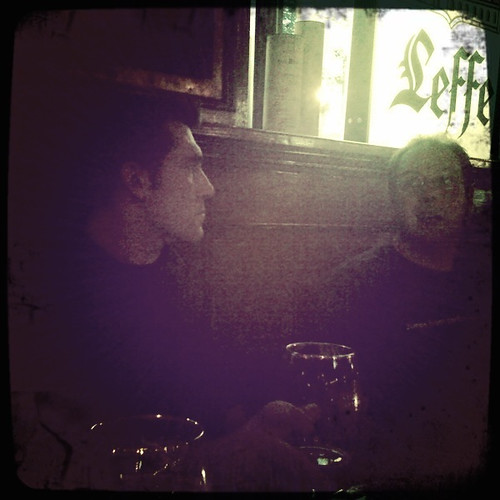 Scott and Drew