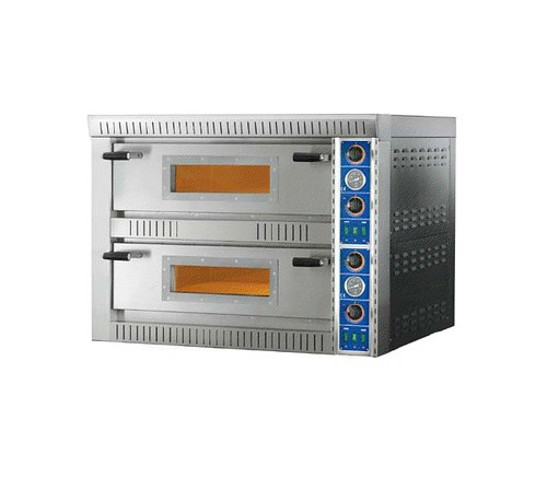 Gam International: Single block pizza ovens