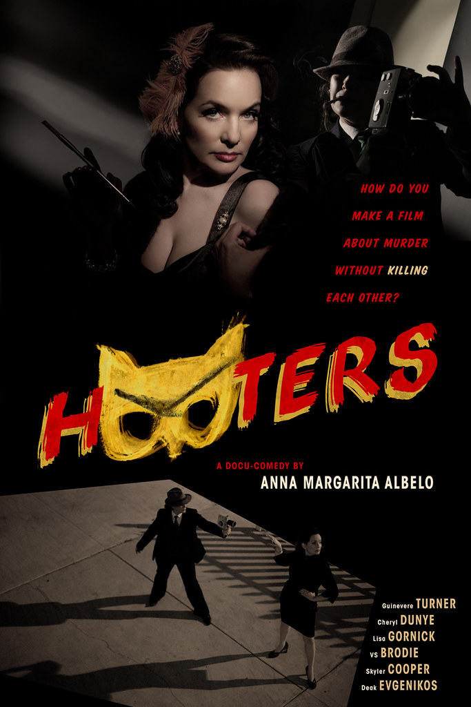 Hooters Movie Poster