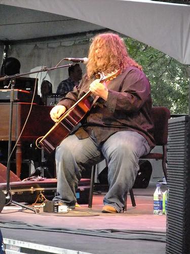 Matt Andersen at Ottawa Bluesfest 2010