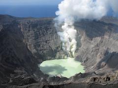 Anatahan volcano