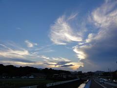 夕焼け / Sun Set