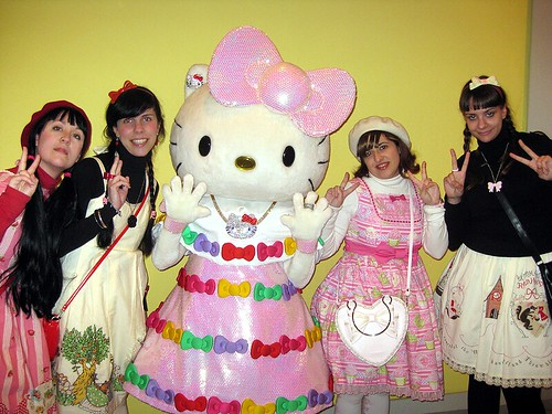 Hello Kitty House 32
