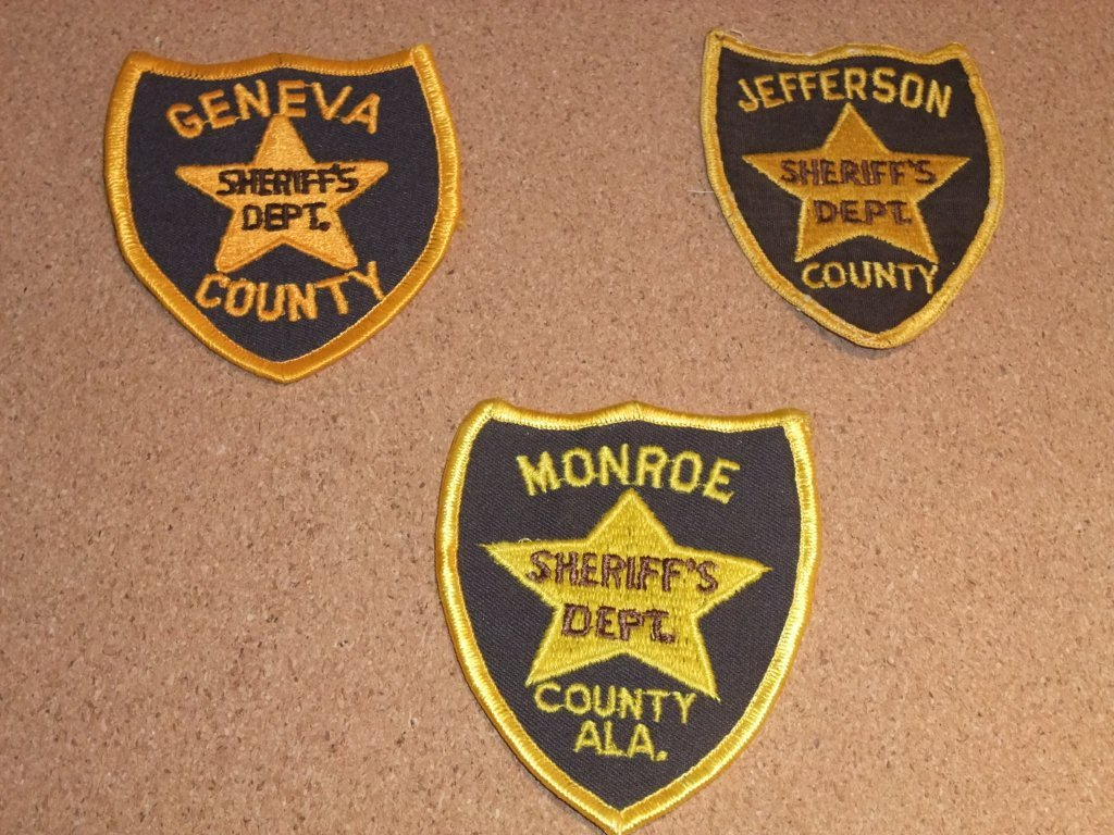 Sheriff's T shirt Designs Collection