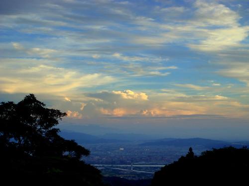 20100717 陽明山黃昏01