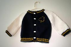 Notre Dame Jacket - Front