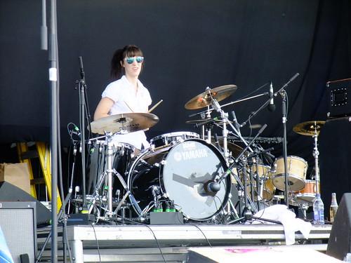 The White Wires at Ottawa Bluesfest 2010