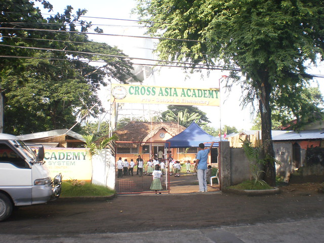 Cross Asia Academy