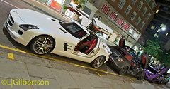 Thatll be that combo! (Luke Alexander Gilbertson) Tags: slr mercedes benz raw power uae 63 exotic arab mclaren rolls phantom 55 rare v8 royce sv 62 sls 65 amg supercharged v12 drophead superveloce 722s lp6704
