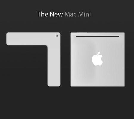 Mac Mini Concept Computer
