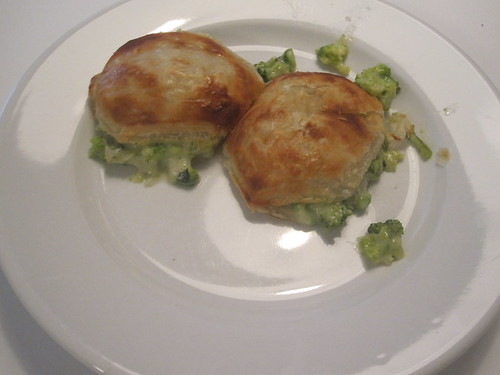 broccoli turnovers