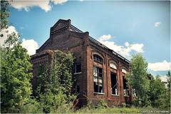TCI [57] (Exothermic) Tags: abandoned al industrial decay steel alabama urbanexploration works ensley derelict deserted ue tci urbex tennesseecoalandiron