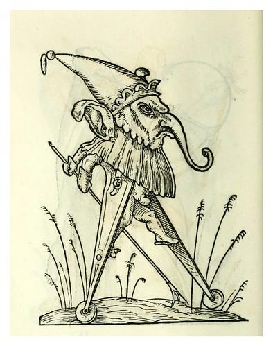 014 -Les Songes drolatiques de Pantagruel..edición 1869- Edwin Tross