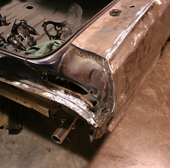 """1965 Pontaic Parisienne Convertible Restoration • <a style=""""font-size:0.8em;"""" href=""""http://www.flickr.com/photos/85572005@N00/4809171983/"""" target=""""_blank"""">View on Flickr</a>"""