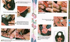 Pap-4 (Tecendo Artes) Tags: fuxico tecido bolsinha costuras passoapasso
