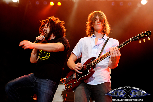 Counting Crows & Augustana