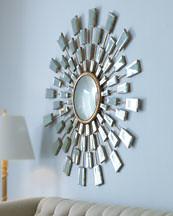 horchow sun mirror 1750