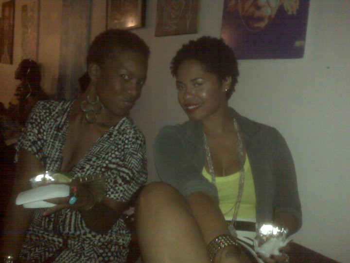 me and ria