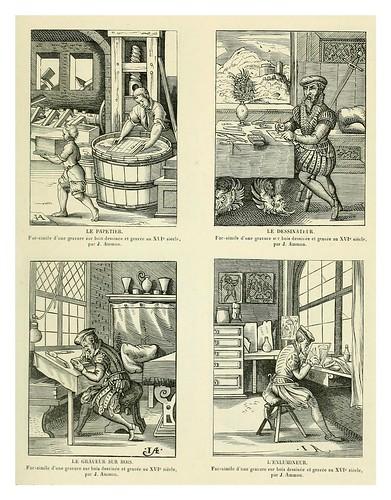 020-Estampas oficios en la Edad Media-Le moyen äge et la renaissance…Vol III-1848- Paul Lacroix y Ferdinand Séré.jpg.jpg