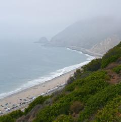 loyality (DianaLisa) Tags: ocean california travel blue vacation true fog canon landscape malibu pch coastal destination marinelayer allegiance waterscape supportive pacificcoasthighway bythesea loyality sycamorecanon
