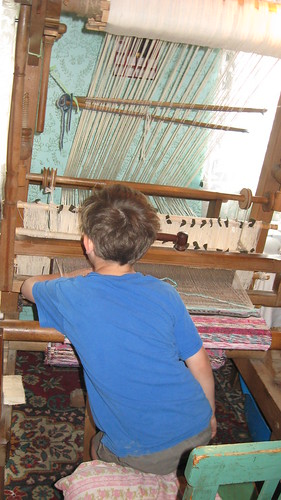 using the loom