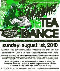 Tea Dance August (Mindubonline) Tags: dj nashville tennessee deejay housemusic teadance cabanarestaurant mindub mindubonline