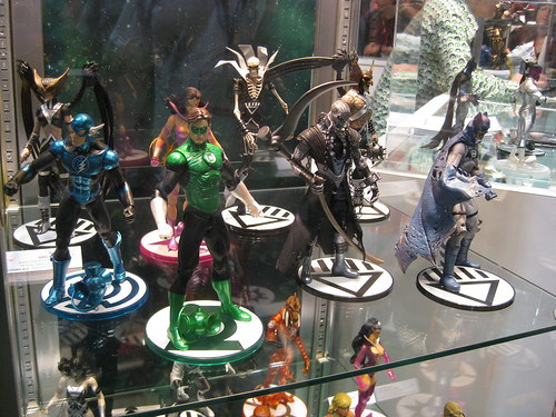 Blackest Night Display