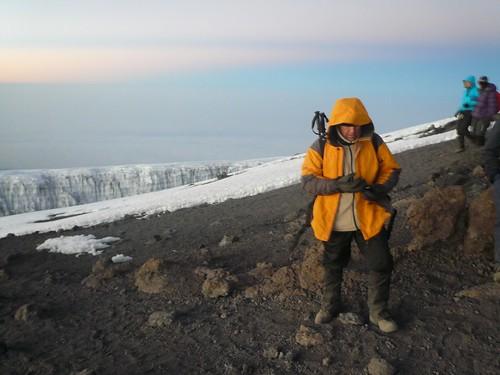 Kilimanjaro Summit Night (Night 5)