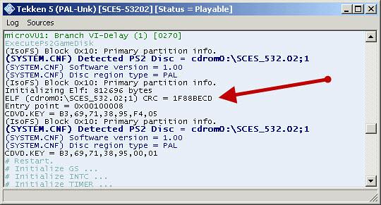 Guida] Inserimento codici Action Replay/RAW su PCSX2 - Hardware