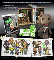 LittleBigPlanet 2  - LBP2-Collectors-Edition