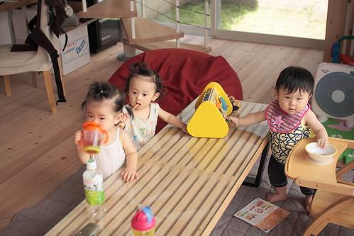 Sora, Youri & Rihito