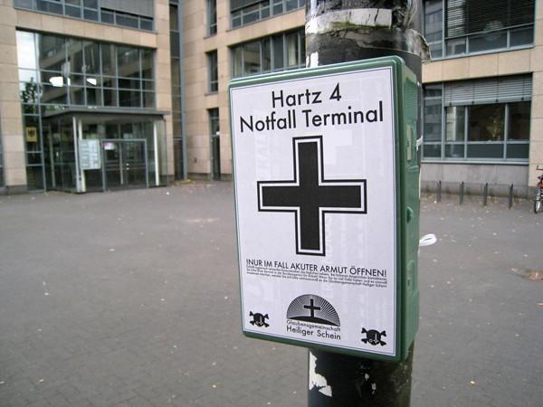 HARTZ 4 NOTFALL TERMINAL