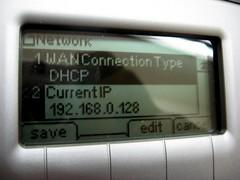 IP Asignada por el DHCP