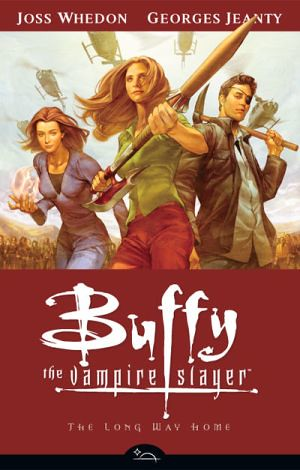 Buffy the Vampire Slayer, Season 8, Vol. 1