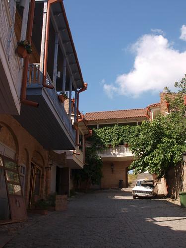 Gasse in Signaghi