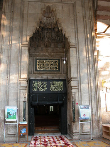 DSCN9618 Amasya, Mosquée Beyazit
