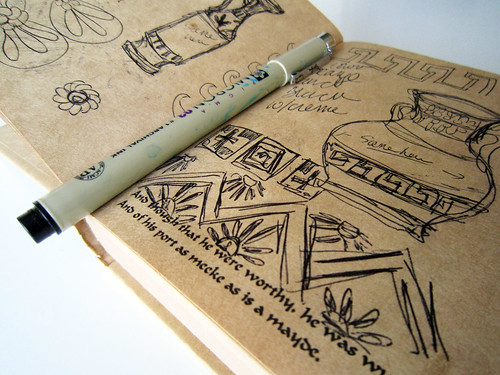 SDMA sketches