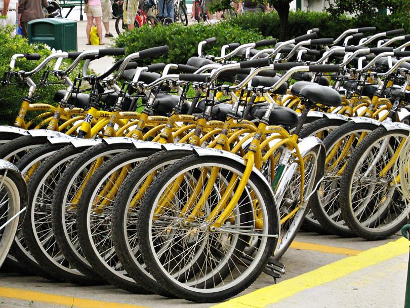Mackinac Island Bikes