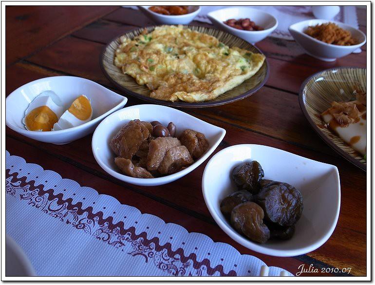 明水露,早餐。 (7)